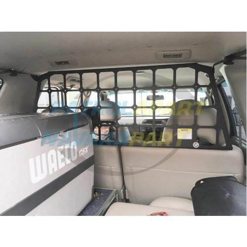 Light Cargo Barrier / Pet Barrier for Nissan Patrol GU Y61 Wagon