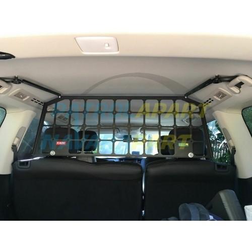 Light Cargo Barrier / Pet Barrier for Nissan Patrol Y62
