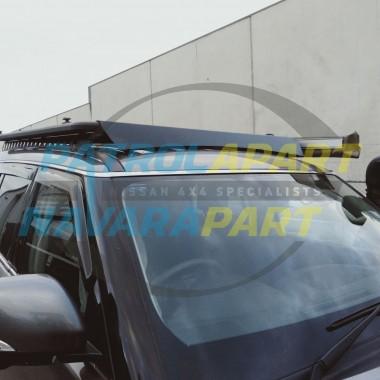 Wind Deflector for Nissan Patrol Y62 suit Rhino / Tradesman Style Roof Rack