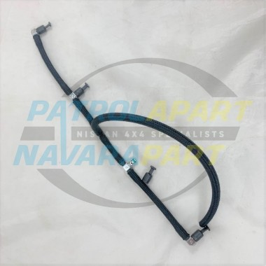 Heavy Duty Injector Bleed Return Line for Nissan Patrol GU Y61 ZD30 CR