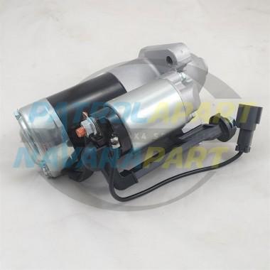 Replacement Starter Motor for Nissan Patrol Y62 VK56