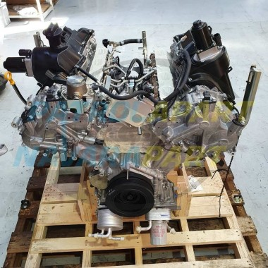 Genuine Nissan Patrol Y62 VK56 BRAND NEW Long Engine Assembly Series 3,4,5