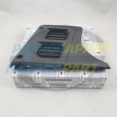 Genuine Nissan Patrol GQ Y60 Rear Right Hand RH 1/4 Panel Outer Vent