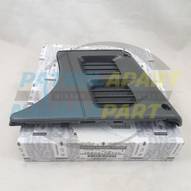 Genuine Nissan Patrol GQ Y60 Rear Left Hand LH 1/4 Panel Outer Vent