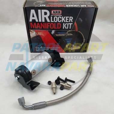 ARB Manifold Kit to suit Twin Motor Air Compressor CKMTA12 and others