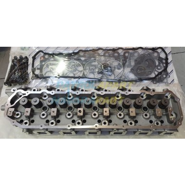 Brand New Built Cylinder Head Suit Nissan Patrol GQ TB42 with VRS Set & Bolts