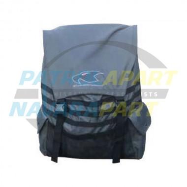 Blackhawk Premium 70L Wheel Rubbish Bag for 4wd 4x4 Camping upto 37