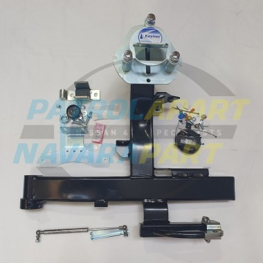 Kaymar Left Hand Side Wheel Carrier for Nissan Patrol Y62 Series 5 onwards
