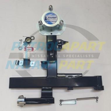 OZBAR Right Hand Side Wheel Carrier for Nissan Patrol GU Y61