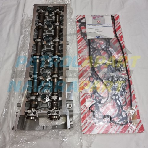 Brand New Built Cylinder Head Suit Nissan Patrol GU TB48 with Japanese VRS Set