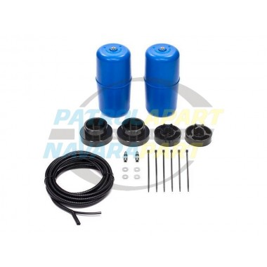 Rear Air Bag Kit for Nissan Patrol Y62 with HBMC Suspenion STD Height
