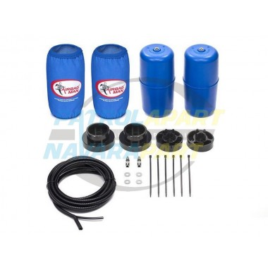 Air Bag High Pressure Kit for Nissan Patrol Y62 with HBMC Suspenion STD Height