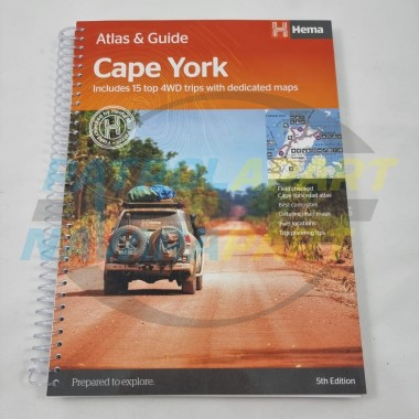 Cape York Atlas Hema