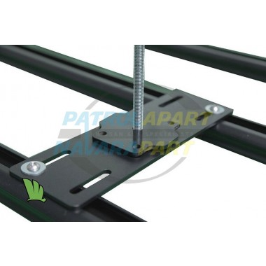 Wedgetail Roof Rack Accessory - Spare Wheel / Tyre Carrier