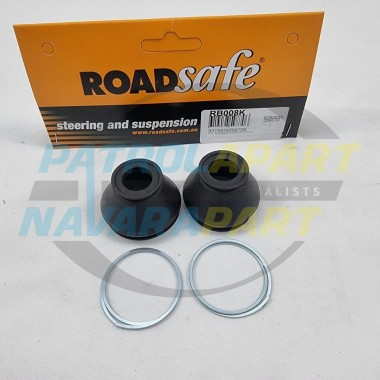 Roadsafe Male Thread Tie Rod End Boots PAIR to suit TE4891, TE979 & TE984
