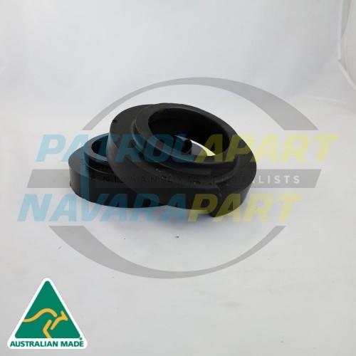 Nissan Patrol GQ GU Front Coil Spring Spacer Packer 30mm Pair