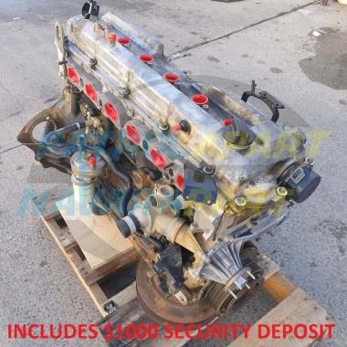Nissan Patrol GU Y61 Engine Long TB48-012339 263043KM