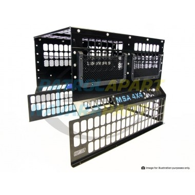 MSA Fridge Protection Barrier suit DS40 NEW MODEL