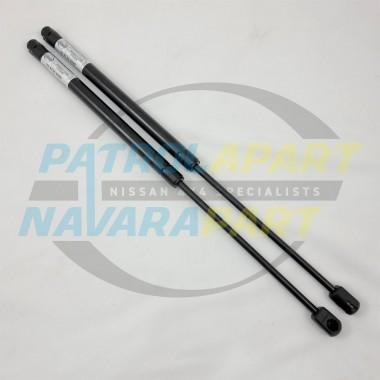 Rear Tailgate Gas Strut PAIR for Nissan Patrol Y62