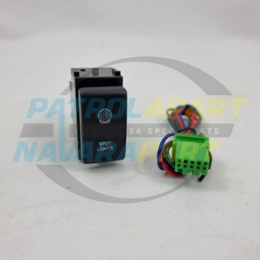 Stedi Spot Light Push Button Switch For Nissan Patrol Y62