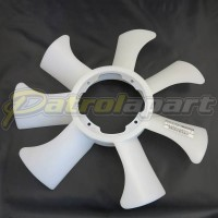 Fan Blades & Fan Clutches