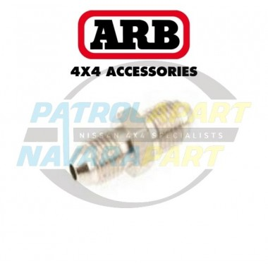 ARB Air Fitting Adaptor JIC-04 - Connect 2 x 07402XX Hoses Together 2pk
