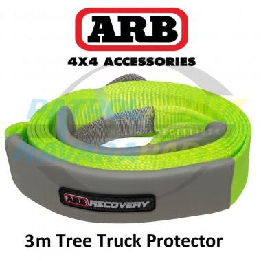 ARB Tree Trunk Protector Green Strap 3m x 80mm 12,000kg