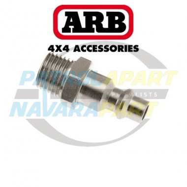 ARB Air Fitting Male 1/4 NPT to Male US Industrial Quick Coupling for Air Tools 2pk