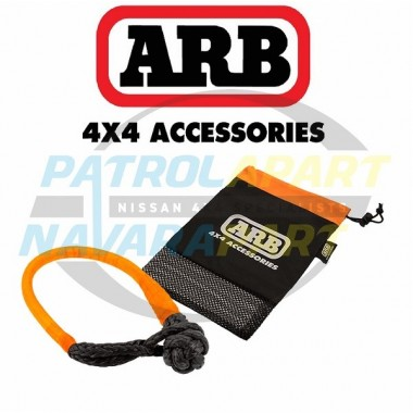 ARB Soft Shackle for Winching & Recovery 14.5T 12mm Synthetic Rope with Bag