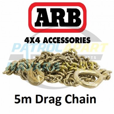 ARB Drag Chain 8mm x 5 meters with Storage Bucket