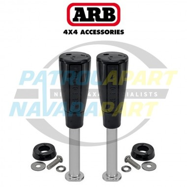 ARB TRED PRO Quick Release Extended Pins 162.5mm for 4 boards