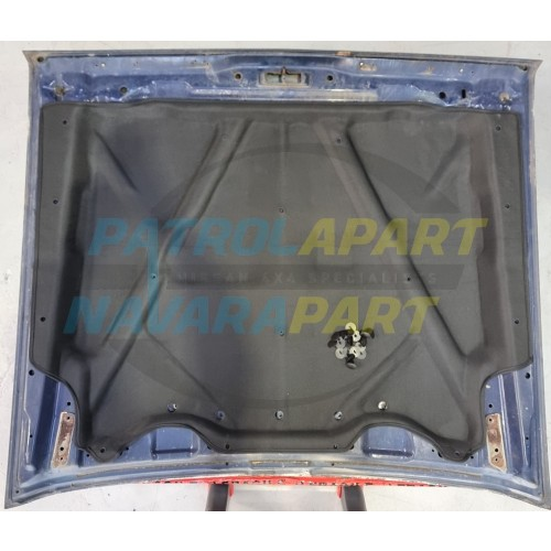 Under Bonnet Heat Insulator with Clips suits Nissan Patrol GQ Y60
