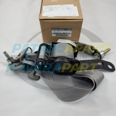 Genuine Nissan Patrol GU UTE Right Hand Seatbelts Colour Code K After 2015