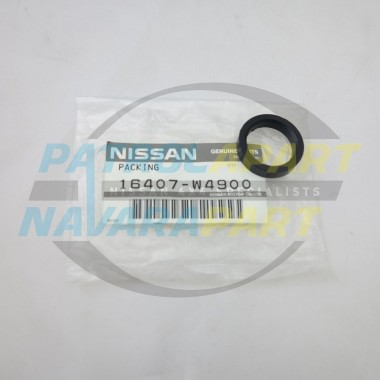 Genuine Nissan Patrol GQ GU Lift Pump to Fuel Filter Seal
