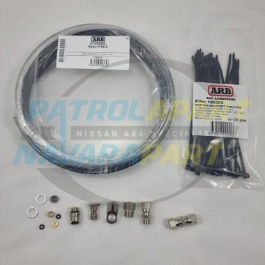 ARB Air Locker 6mm Black Line Upgrade Kit for Diff Locks