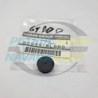 Genune Nissan Patrol GQ Y60 Cup Holder Grommet Caps