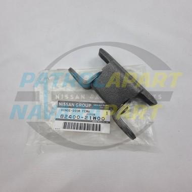 Genuine Nissan Patrol GQ Y60 Right Hand Rear Upper Door Hinge