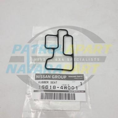 Genuine Nissan Patrol GU Y61 Manual Throttle Body to IAC Valve Gasket