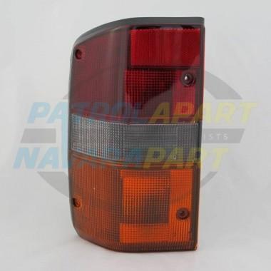 Tail Light 3 Colour Lens Left Hand Side for Nissan Patrol GQ Series 1