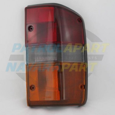 Tail Light 3 Colour Lens Right Hand Side for Nissan Patrol GQ Series 1