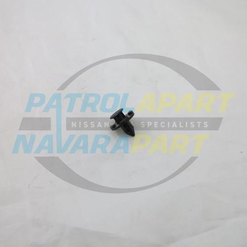 Non Gen Nissan Patrol GU Guard Liner, Grille Retainer Clip & Fuel Filler Stone Guard Clip