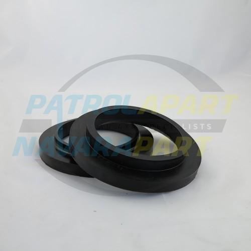 Nissan Patrol GQ GU Rear Coil Spring Spacer Packer 15mm Pair