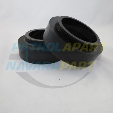 Nissan Patrol GQ GU Rear Coil Spring Spacer Packer 50mm Pair