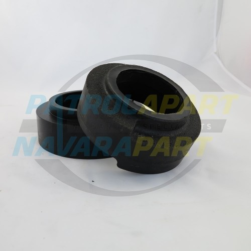 Nissan Patrol GQ GU Front Coil Spring Spacer Packer 50mm Pair