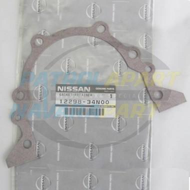 Genuine Nissan GU Patrol TD42T & TD42TI Rear Main Seal Gasket