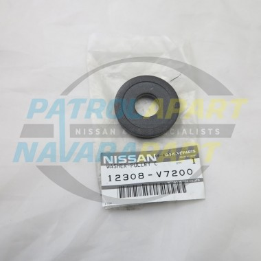 Genuine Nissan Patrol GQ GU RD28 Harmonic Bolt Washer