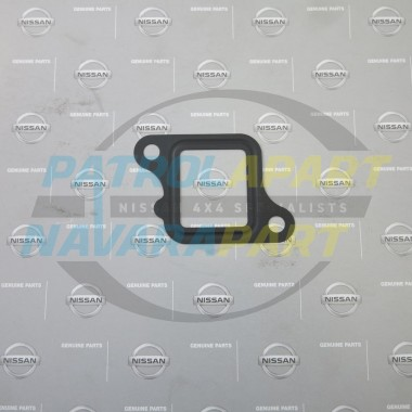 Nissan Patrol Genuine GU TB45 Lower Radiator Hose Housing Gasket