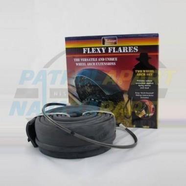 Bushranger Flexy Flexi Flares 35 mm Suit 4x4 4WD Nissan Patrol