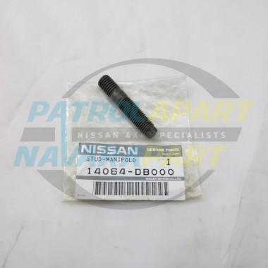 Genuine Nissan Patrol GU Y61 ZD30 Exhaust Manifold Stud