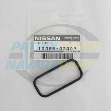 Genuine Nissan GQ GU TD42 Thermostat Housing O-Ring